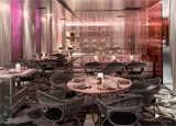 The interior of Fauchon Paris, Le Cafe