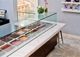 The Dallmann Chocolate Boutique in the Flower Hill Mall
