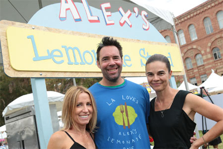 The annual L.A. Loves Alex's Lemonade will take place on September 8th