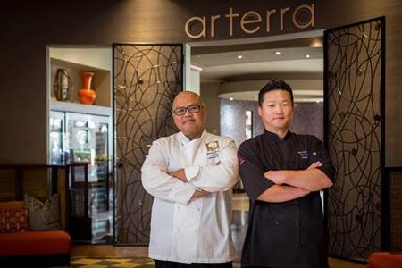 Arterra has a new chef and a redesigned, seasonally driven menu