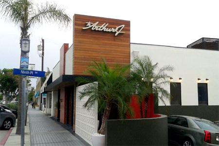 The Arthur J has opened in Manhattan Beach