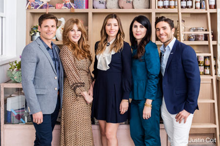 Actress Jessica Biel and Co. have concocted Au Fudge, a kid-friendly restaurant in WeHo