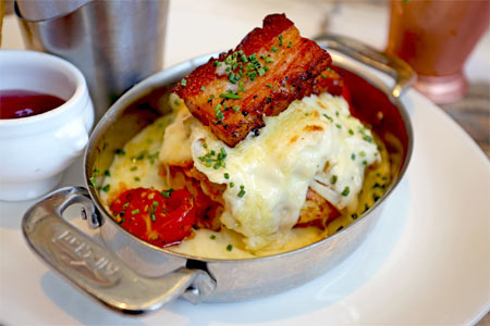 Baltaire will host a Kentucky Derby Viewing Party with dishes like a Hot Brown Sandwich