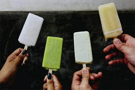 Boca de Agua on Abbot Kinney Boulevard in Venice has created happy hour-inspired flavors