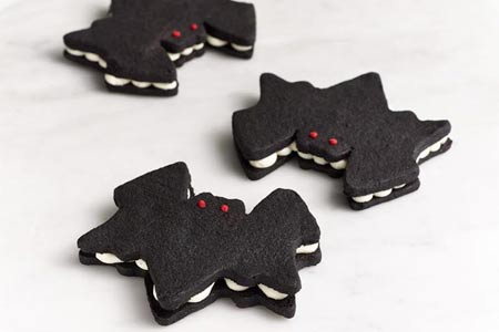TKO Bat Cookies from Bouchon Bakery