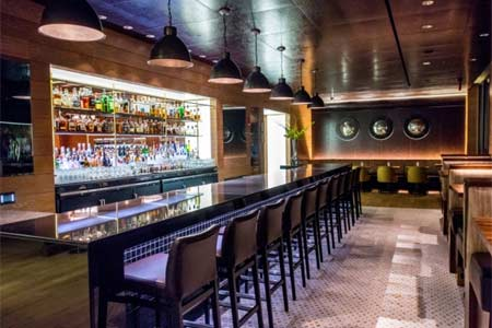 Bourbon Steak has revamped the bar and lounge area