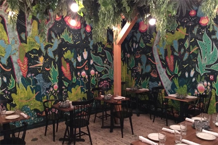 B.S. Taqueria, a project from chef Ray Garcia, will open in early April