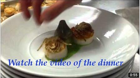 Hotel Casa del Mar and Grand Hotel Quisisana present a Capri-inspired menu at Catch