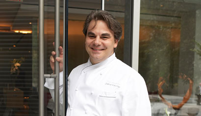 Chef Gabriel Kreuther will depart from The Modern this year.