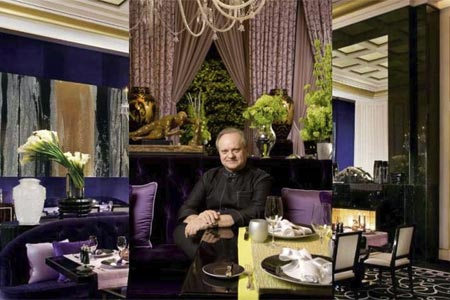 Read André Gayot's tribute to Joël Robuchon