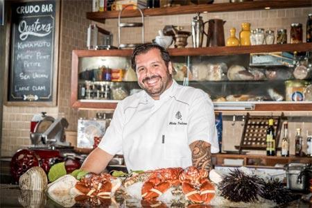Chef Mirko Paderno has revamped the menu at casual espresso/wine bar Vinoteca