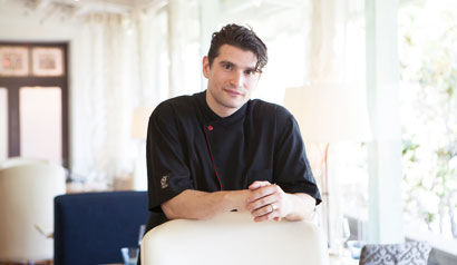 Perry Pollaci to be the new chef de cuisine at The Royce Wood-Fired Steakhouse