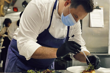 Thomas Griese has been named executive chef at Jing