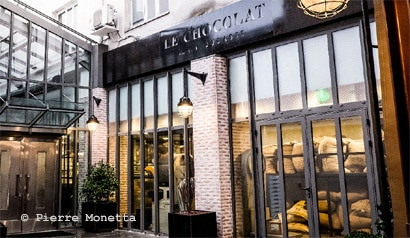 La Manufacture de Chocolat has been launched by French chef Alain Ducasse