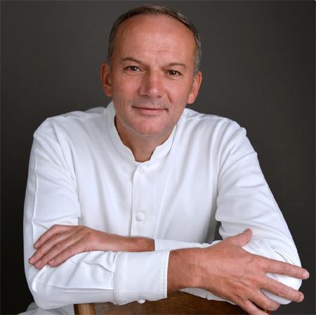 Christian Le Squer has taken over as executive chef at Le Cinq