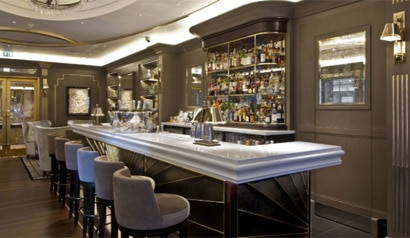 Churchill Bar & Terrace at Hyatt Regency London