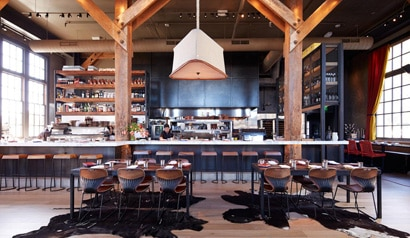 Michael Chiarello has opened Coqueta in San Francisco (Photo by Phil Harvey)