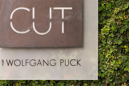 CUT will celebrate its 10-year anniversary with a collaborative guest chef dinner