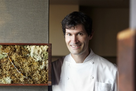 Daniel Patterson has stepped down as executive chef of Coi