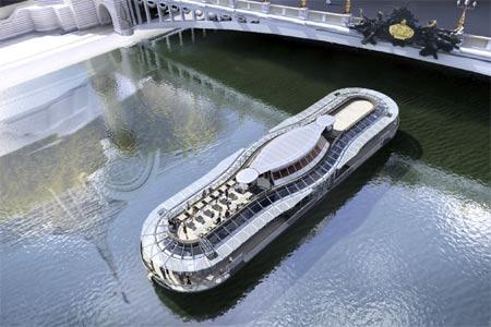 Rendering of Ducasse sur Seine