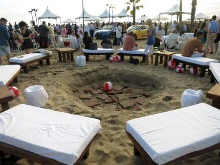 The annual An Evening on the Beach will take place on September 14