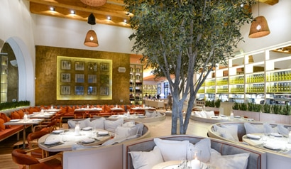 Fig & Olive has opened in Newport Beach
