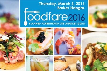 The annual Food Fare will return to Barker Hangar in Santa Monica