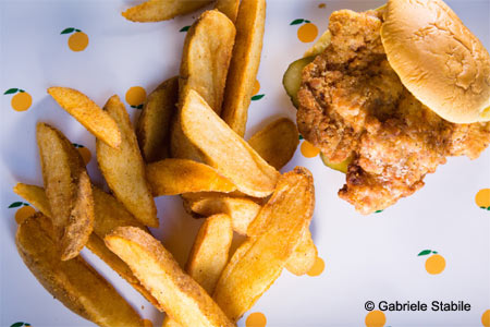 Momofuku chef David Chang's fast-casual fried chicken chain is open in Brookfield Place