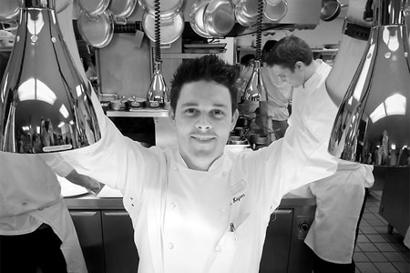 Chef Gavin Kaysen departed Café Boulud to open Merchant in Minneapolis