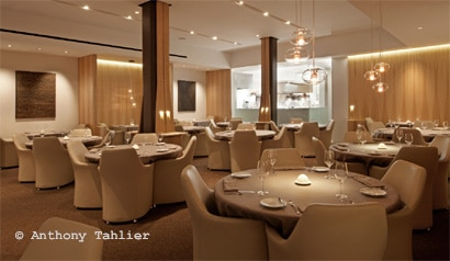Grace restaurant in Chicago from chef Curtis Duffy