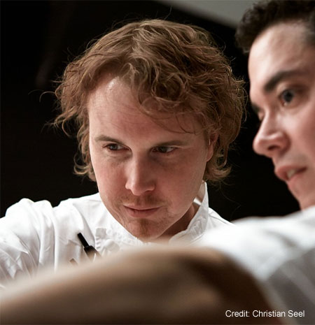 Chef Grant Achatz (Alinea, Next Restaurant) and Nick Kokonas have opened a new restaurant called Roister