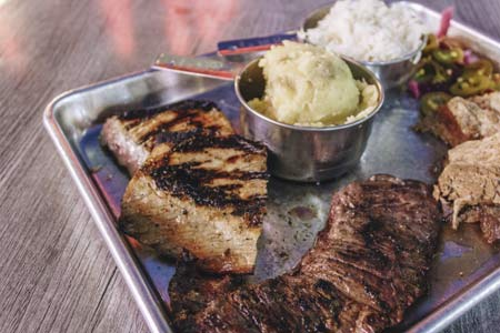 Grasslands Meat Market BBQ & Churrasco in Anaheim is offering a BBQ Box that feeds 6-8