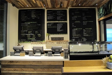 Greenleaf Gourmet Chopshop has opened a new location in Hollywood