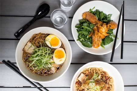 Enjoy Tokyo Shio Ramen at Ivan Ramen during Hungry for Tokyo restaurant month in November