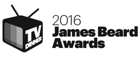 The 2016 James Beard Awards have been announced