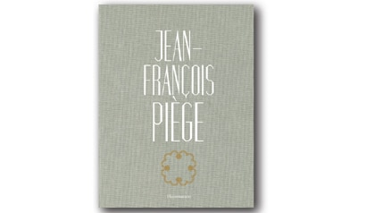New Cookbook from Chef Jean-Francois Piege