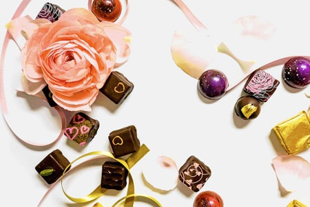 Jean-Georges Restaurants is offering limited edition chocolates