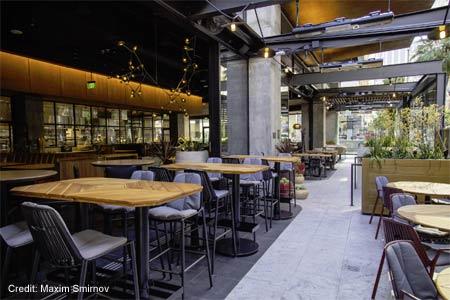 JOEY Restaurants will open its second Los Angeles area location, JOEY DTLA