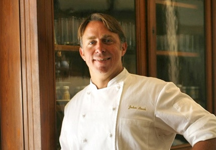 Chef John Besh is set to re-open the Caribbean Room at the historic Pontchartrain Hotel