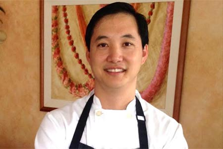 Jonathan Mizukami has been named chef de cuisine of Chef Mavro