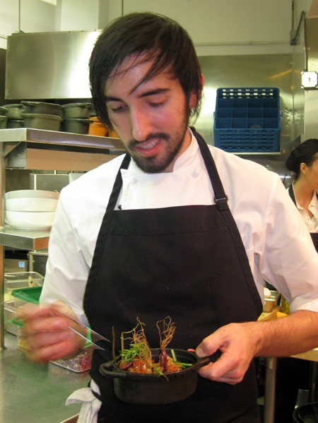 Red Medicine will close at the end of October 2014. We will miss chef Jordan Kahn's cuisine.