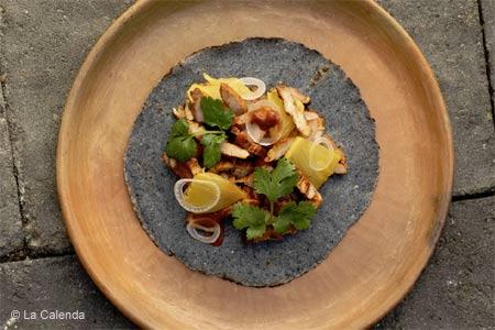 Chef/restaurateur Thomas Keller has opened La Calenda in Yountville