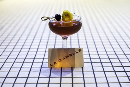 La Gamelle offers happy hour from 5 p.m.-7 p.m. weekdays at the bar