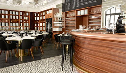 Lazare has opened in the Saint-Lazare train station