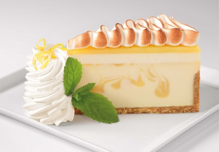 The Cheesecake Factory is offering dine-in guests half-price cheesecake slices on July 30 & 31