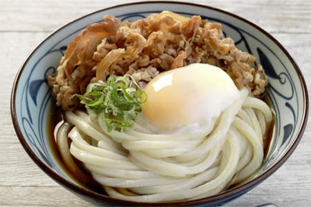 Marugame Udon has come to South Coast Plaza