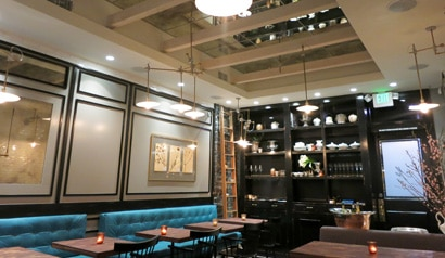 Maude by chef Curtis Stone in Beverly Hills