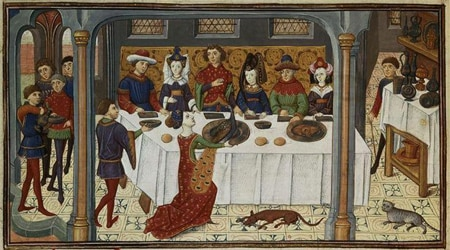 Renowned Bay area chef Jason Fox hosts pop-up Medieval dinner