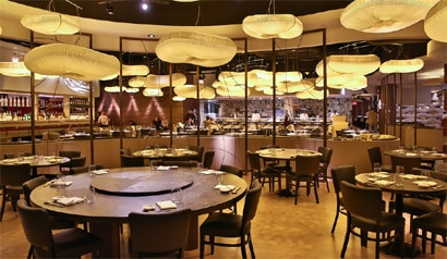 Nobu Restaurant Caesars Palace has opened in Las Vegas