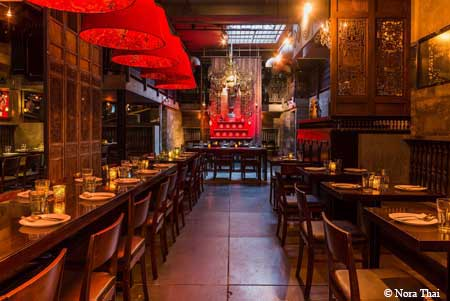 Kittigron Lertpanaruk showcases the cuisine of southern Thailand at Nora Thai in Williamsburg